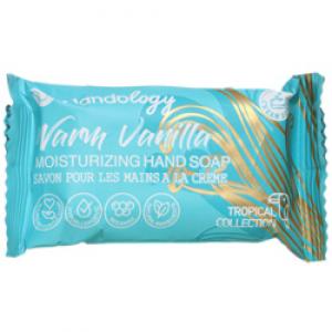 صابون دست کرمی با رایحه وانیل